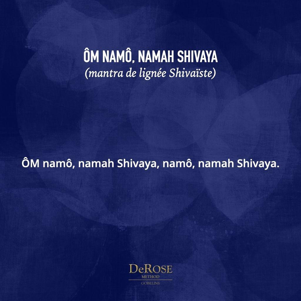 036 ôm namô, namah shivaya, namô, namah shivaya