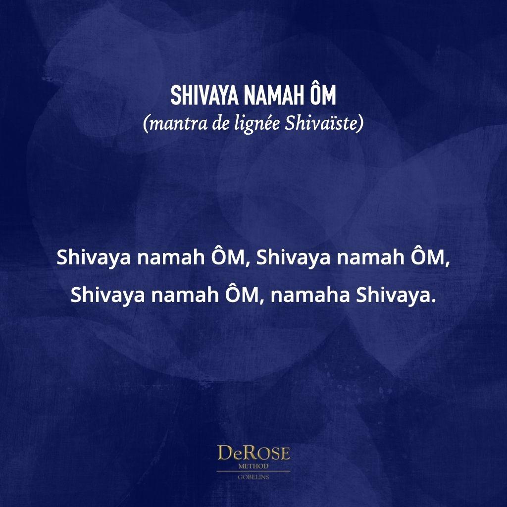 047 Shivaya Namah Ôm