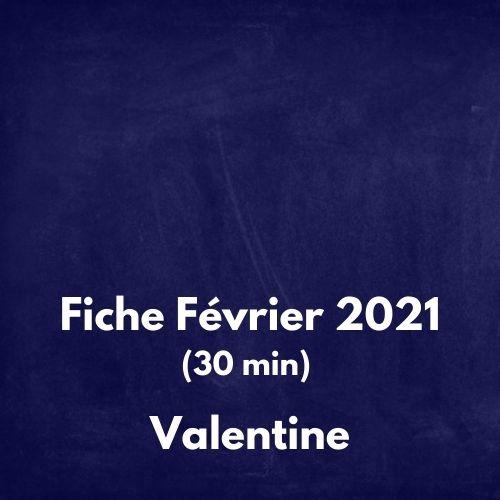 Fiche février 2021
