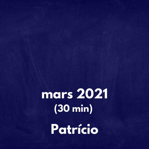 (2021-03) 30 min cours preparatoire Patricio